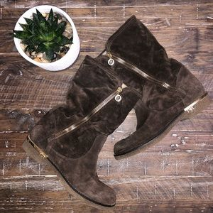 Shoes - R&Renzi Suede Boot